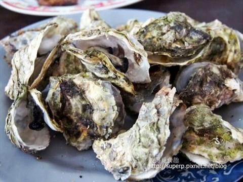 嘉澎碳烤澎湖牡蠣的相片 - 壯圍鄉)
